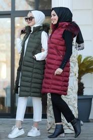 Neva Style - Mahogany İnflatable Vest 3050BR - Thumbnail