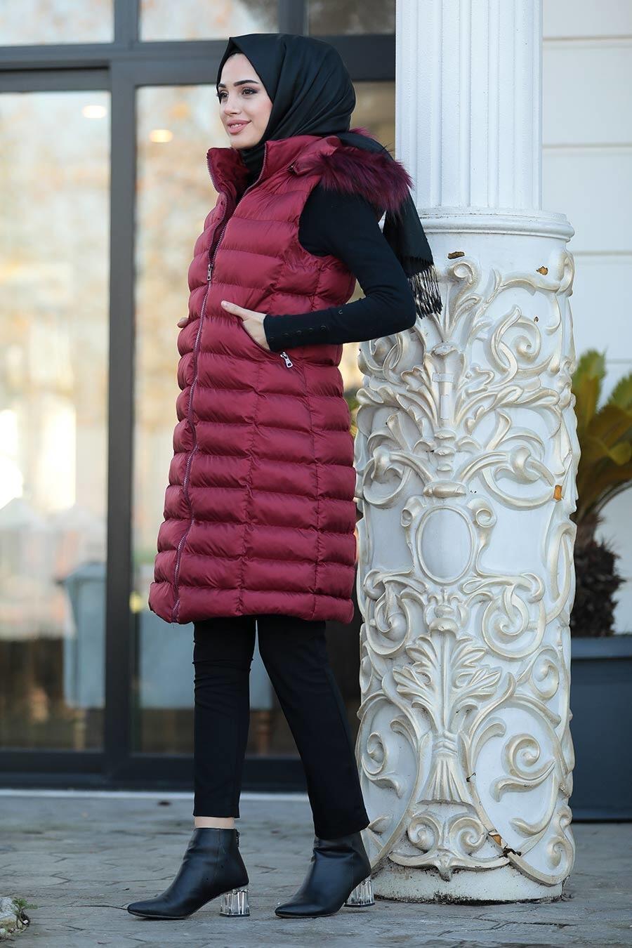 Neva Style - Mahogany İnflatable Vest 3050BR